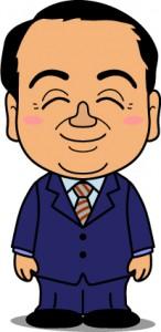 会長キャラクター